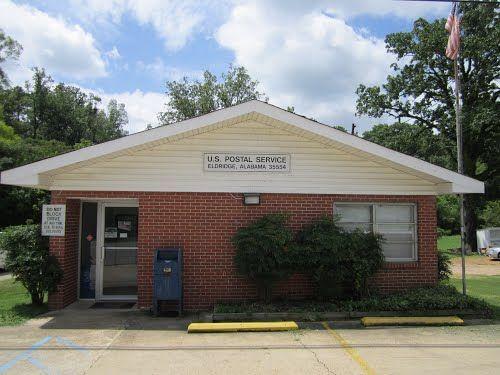 Eldridge Post Office