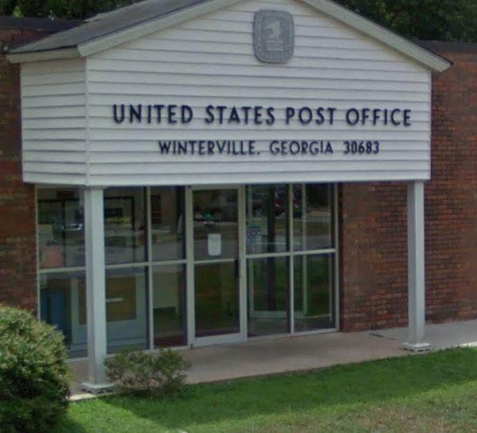Winterville Post Office