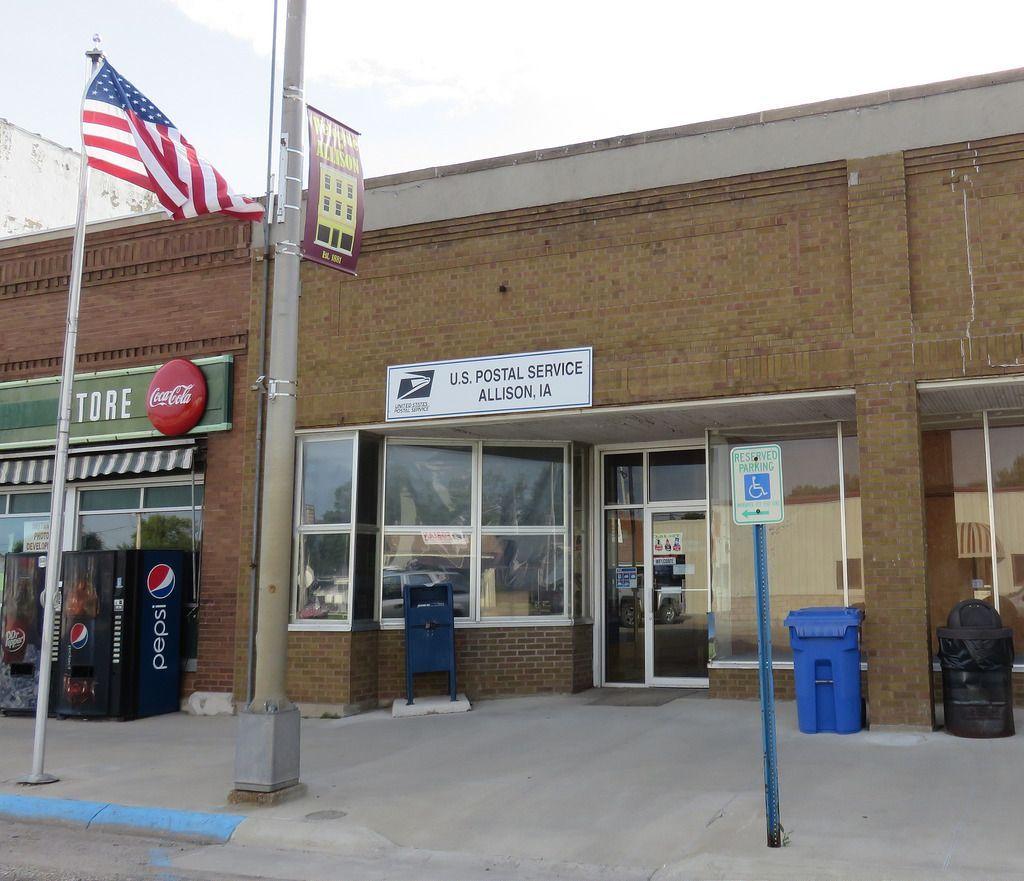 Allison Post Office