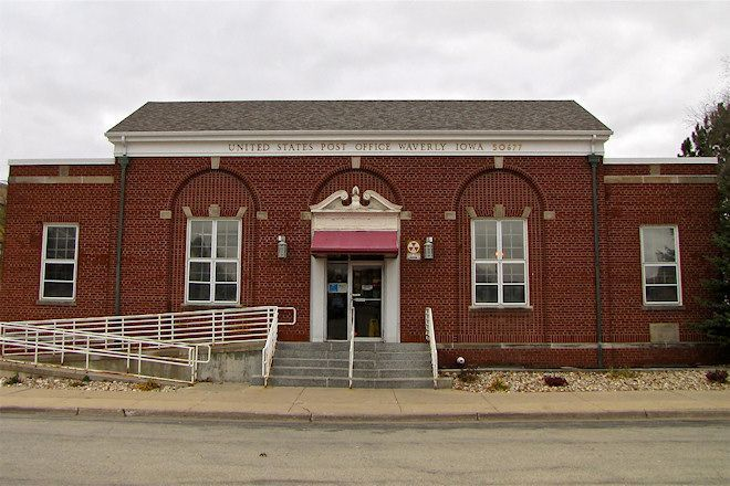 Waverly Post Office