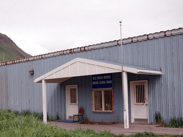Akutan Post Office