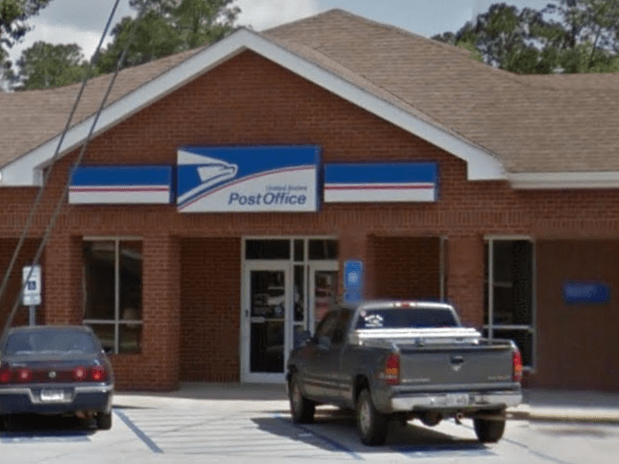 Brooklet Post Office