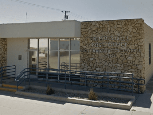 Buttonwillow Post Office