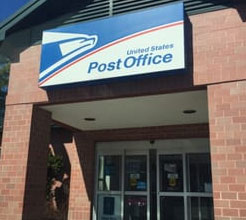 Fort Howard Post Office