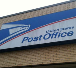 Brunswick Post Office